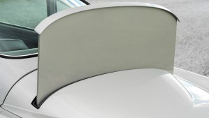 Aston Martin Goldfinger DB5 - panel antibalas
