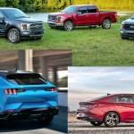 """Ganadores premios """"Carro del Año"""" en EE. UU."""