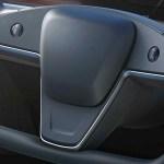 Tesla aspira cambiar la forma del volante