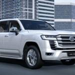 Lanzamiento del Toyota Land Cruiser 300 en Colombia
