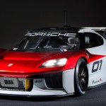 Porsche anticipa el futuro de las carreras