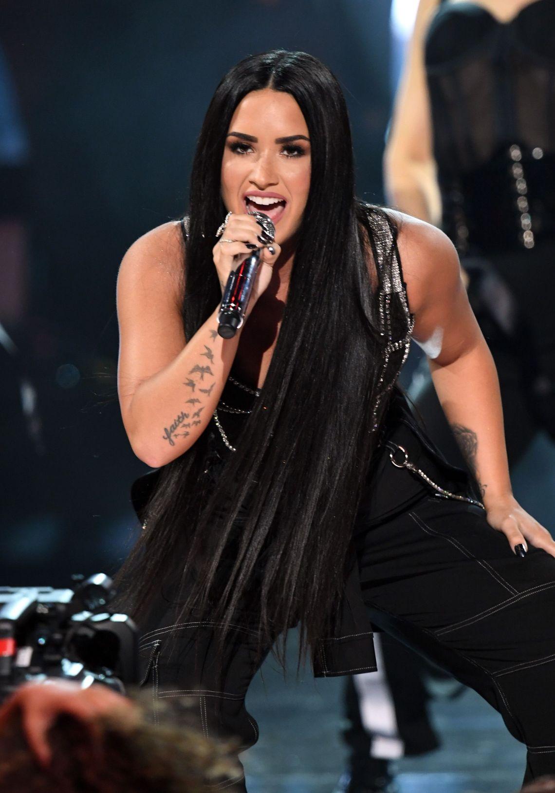 Demi Lovato cantará en el Super Bowl 2020