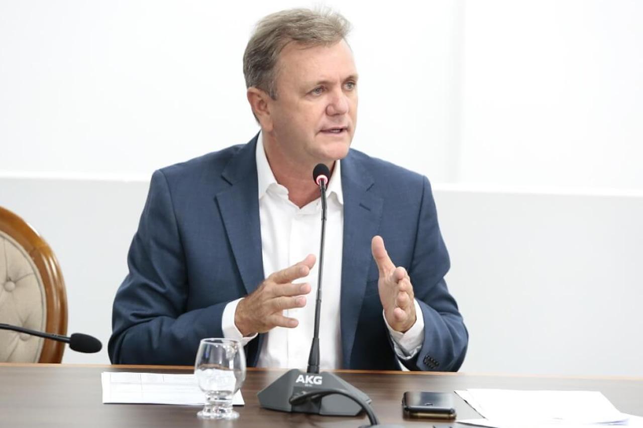 LUIZINHO GOEBEL reivindica reforma do Hemocentro de Vilhena