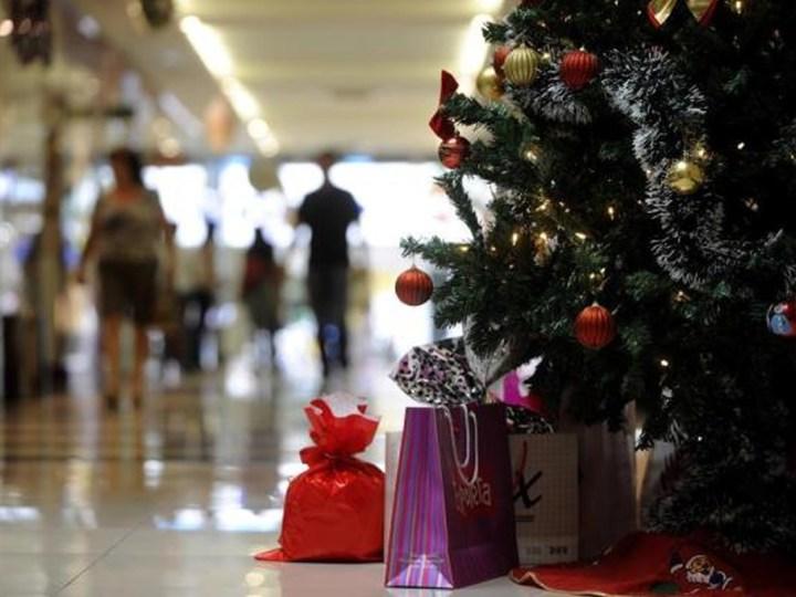 Aumento de vendas no Natal