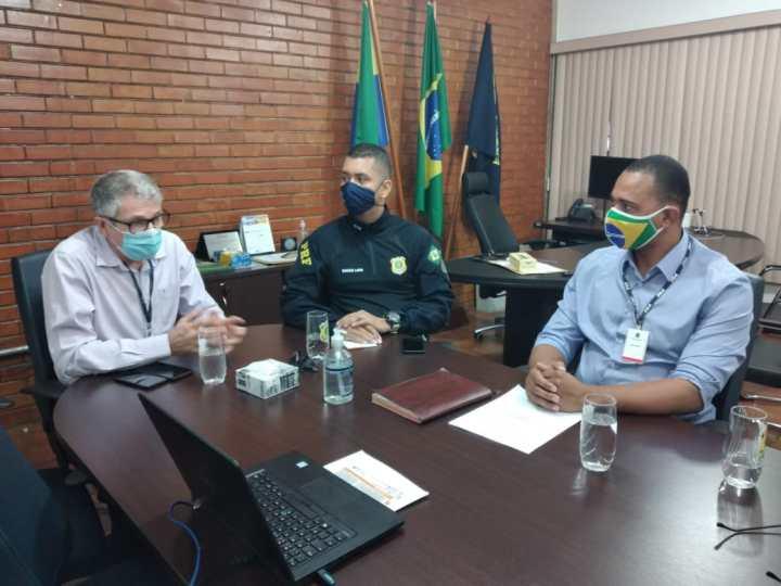 Jhony Paixão e PRF trabalham para a implantação de escola cívico-militar em RO