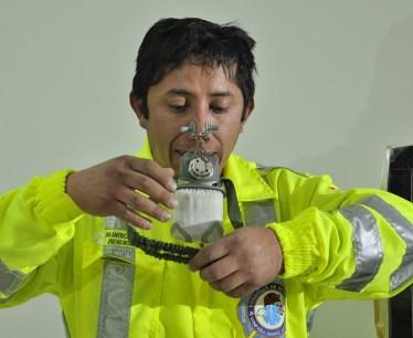 Protección ante incendios, explosiones y atmósferas nocivas