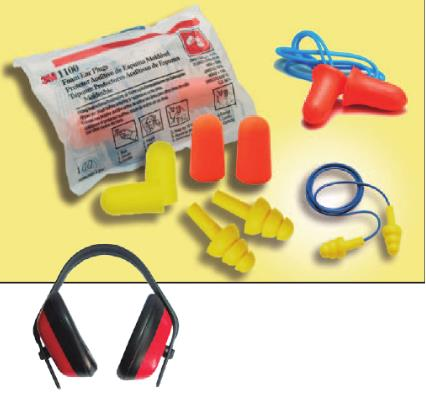 Material para evitar la pérdida de la capacidad auditiva