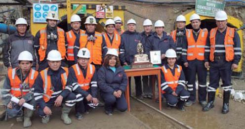 Premio John T. Ryan y trabajadores de Austria Duvaz