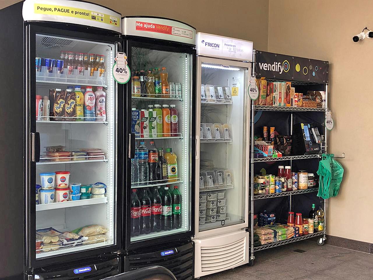 Minimercado é a nova aposta dentro dos condomínios