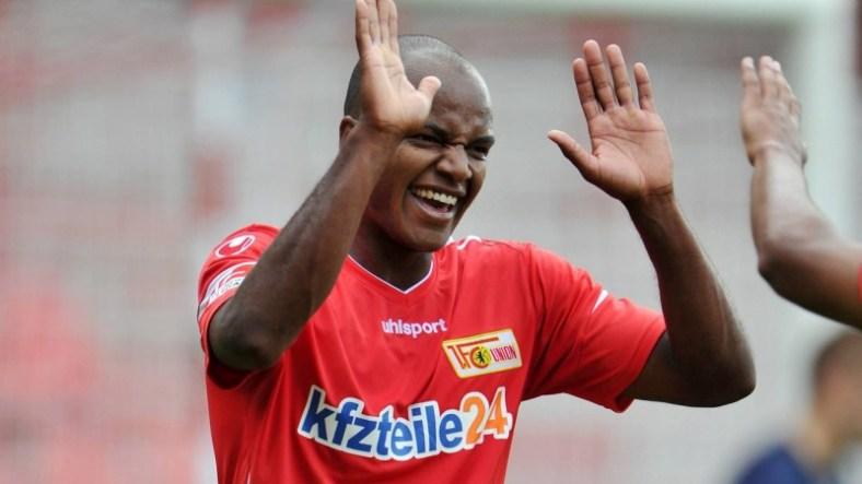 Foram duas temporadas no Union Berlin, onde fez nove gols.