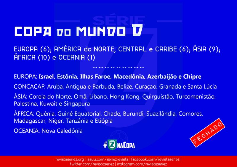 Sete Divisões Copa 2018 - Arte5