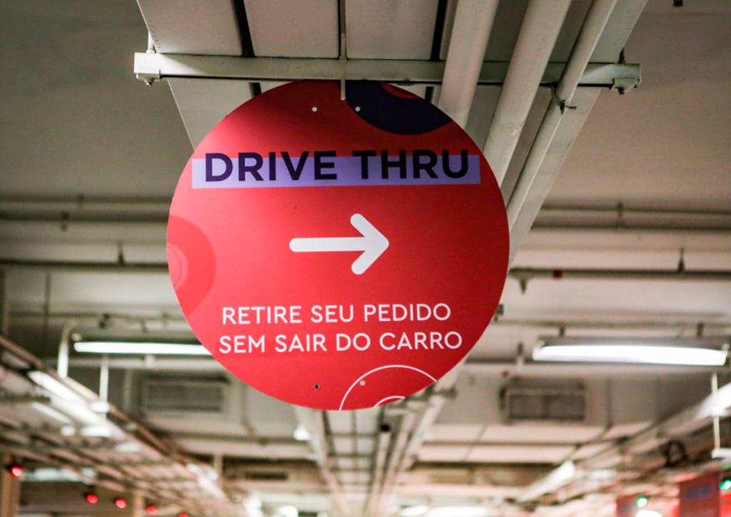 Ações para retomada Ancar Ivanhoe Drive-thru - Revista Shopping Centers