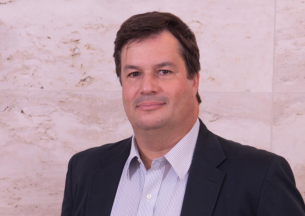 Co-presidente da Ancar Ivanhoe Marcos Carvalho - Revista Shopping Centers
