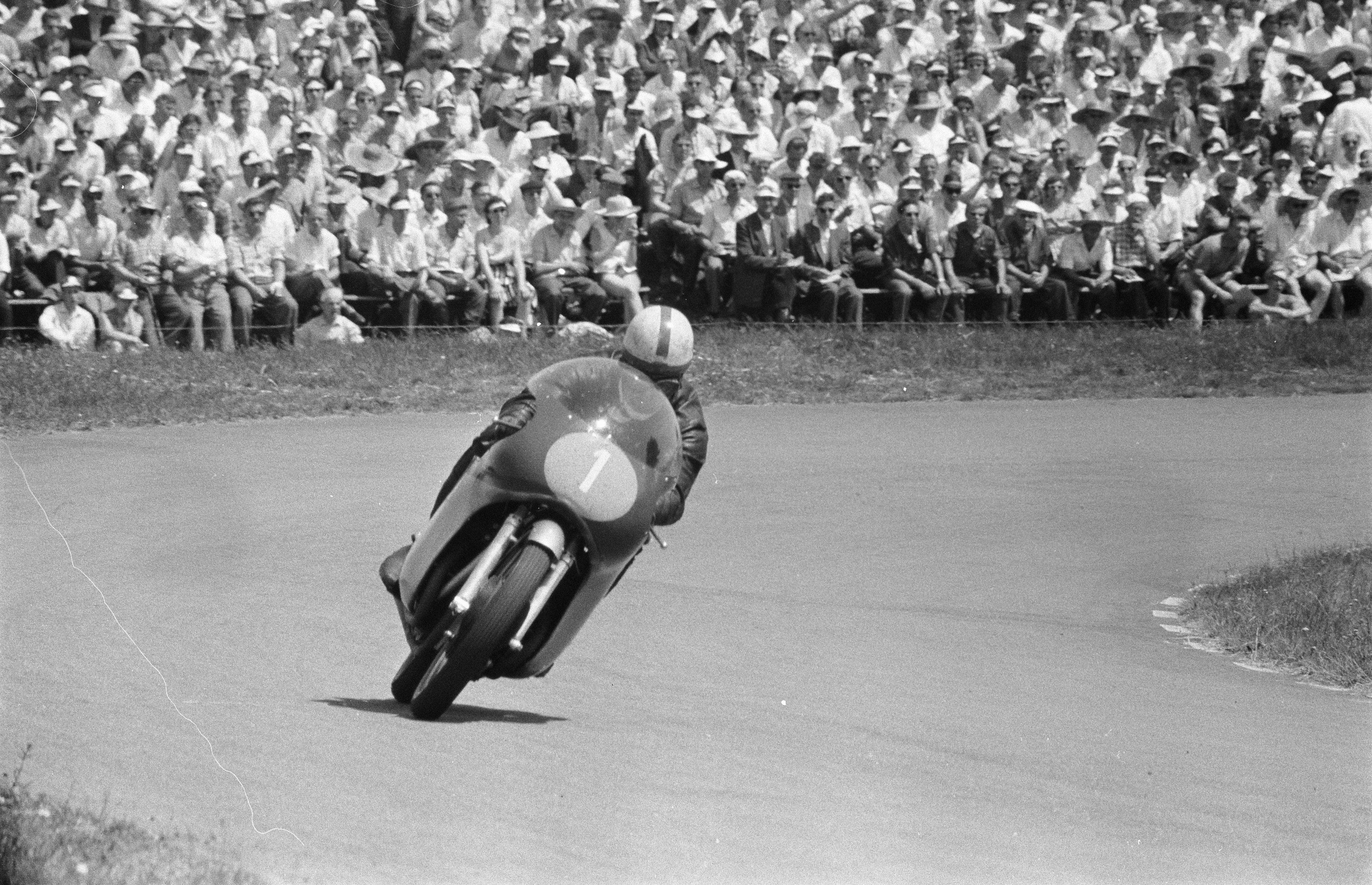 John Surtees MVA 500cc Gran Premio Holanda 1960