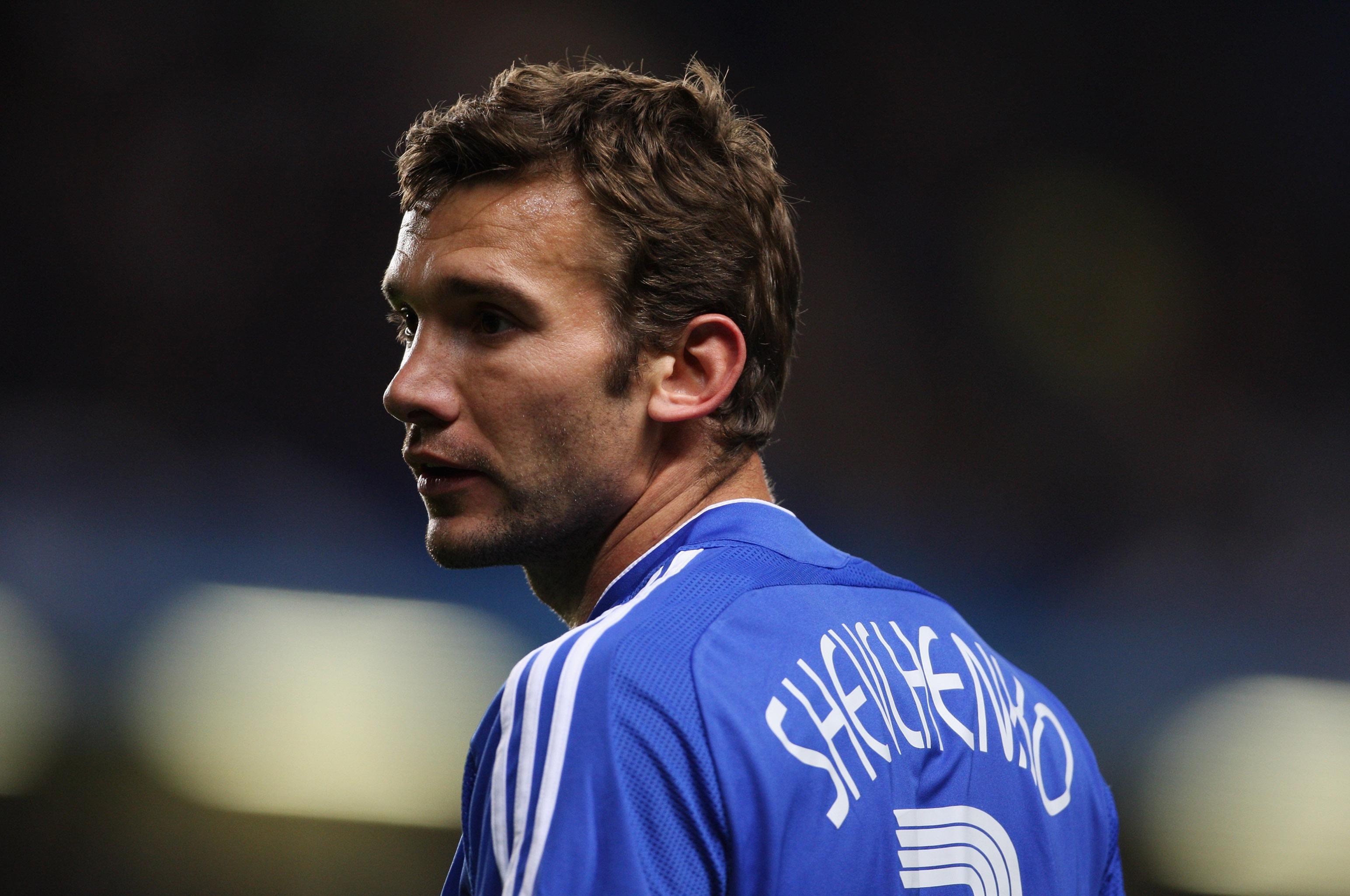 Shevchenko Chelsea
