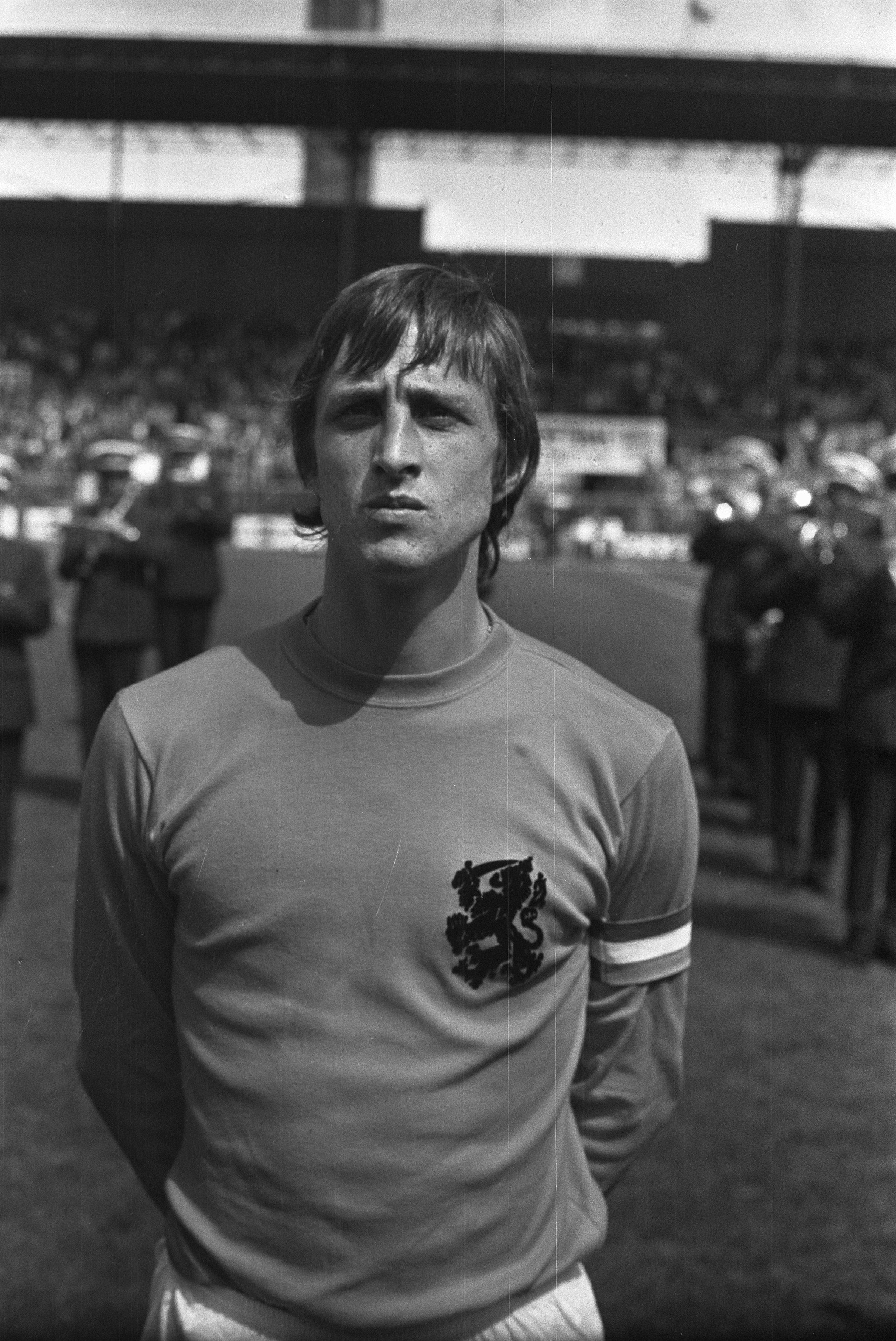 Johan Cruyff Argentina Copa del Mundo