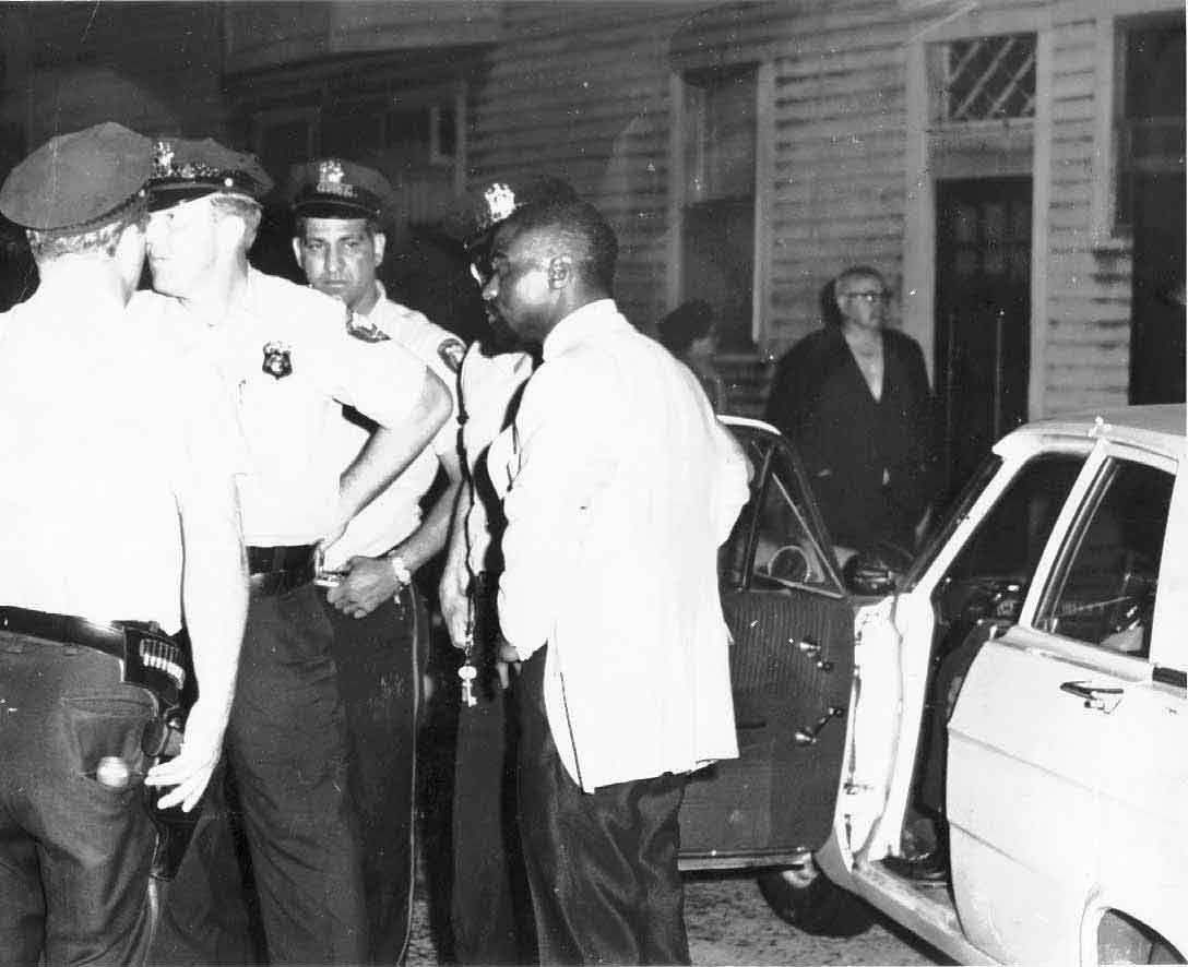 Rubin Carter Lafayette Bar policía