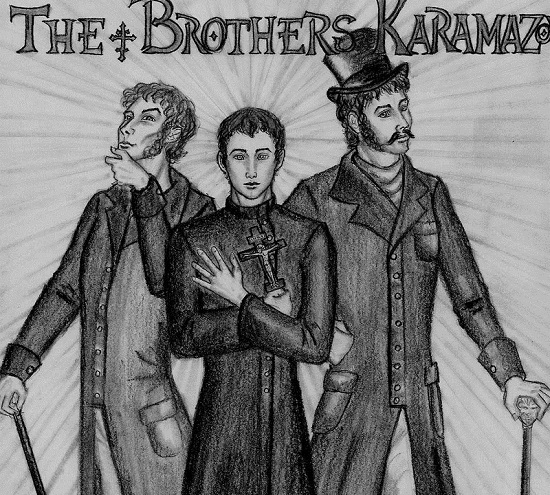 Resultado de imagen para los hermanos karamazov