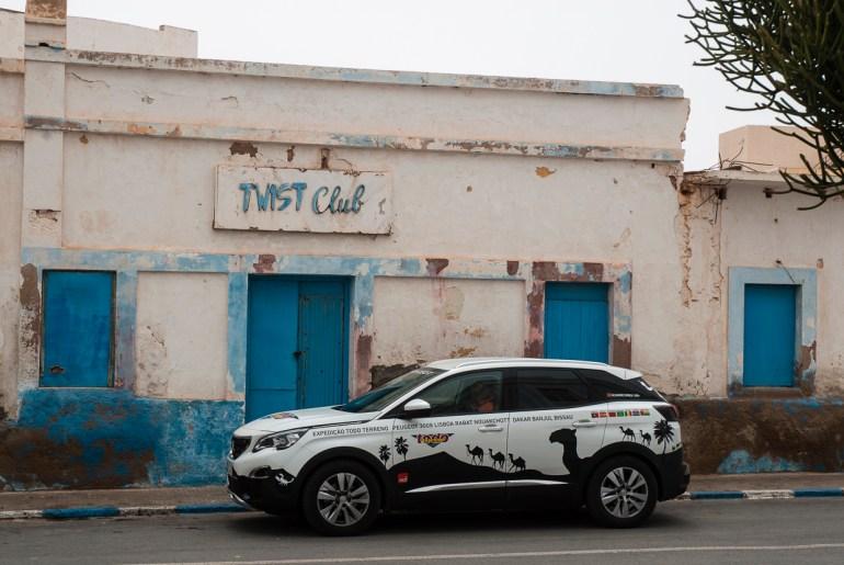 Marrocos Sidi Ifni, Twist Club