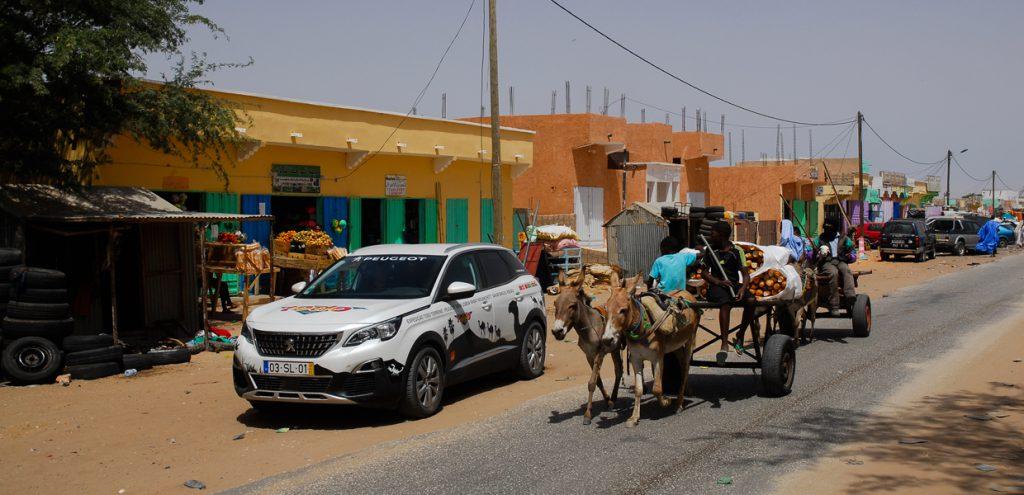 Tiguent - Mauritânia