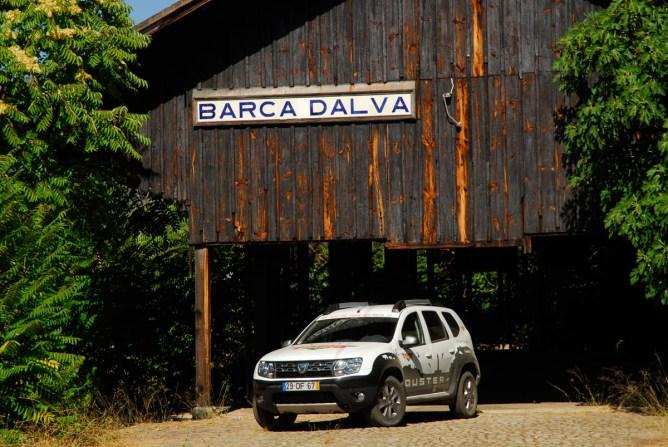 Rotas TT Dacia Duster - Douro Barca de Alva
