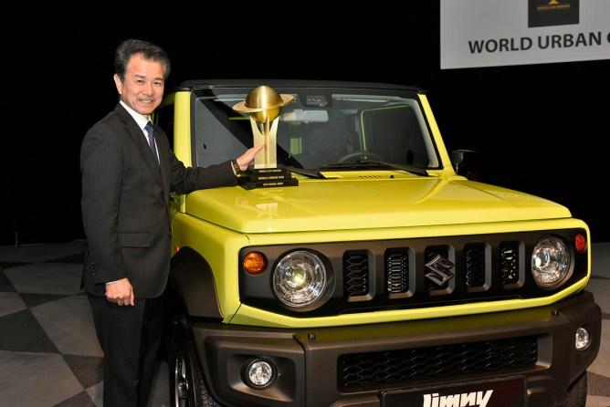 Suzuki e a taça