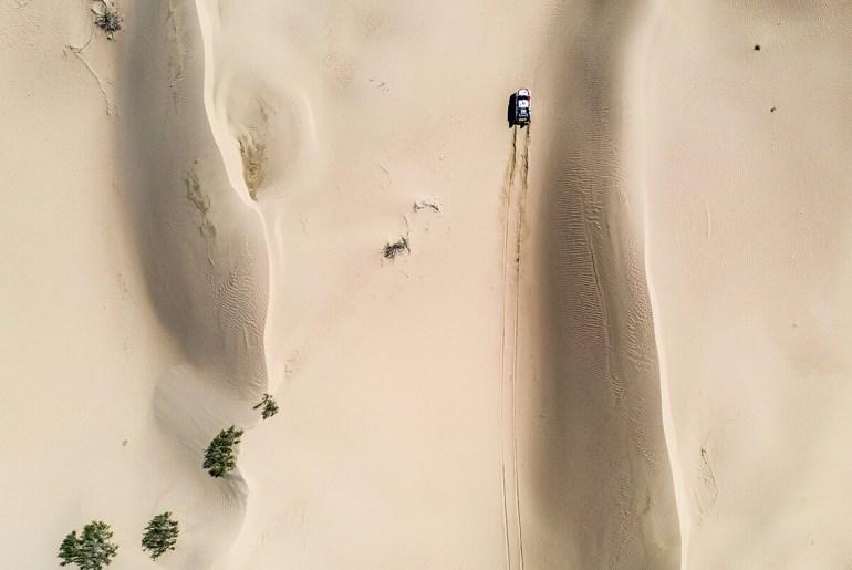 No Dakar 2020 haverá muito mais do que areia