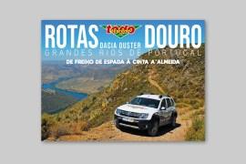 Rotas T.T. Dacia Duster no Rio Douro
