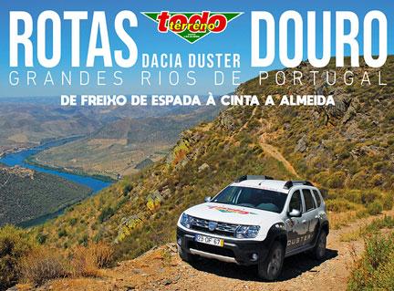 Capa Rotas TT Douro