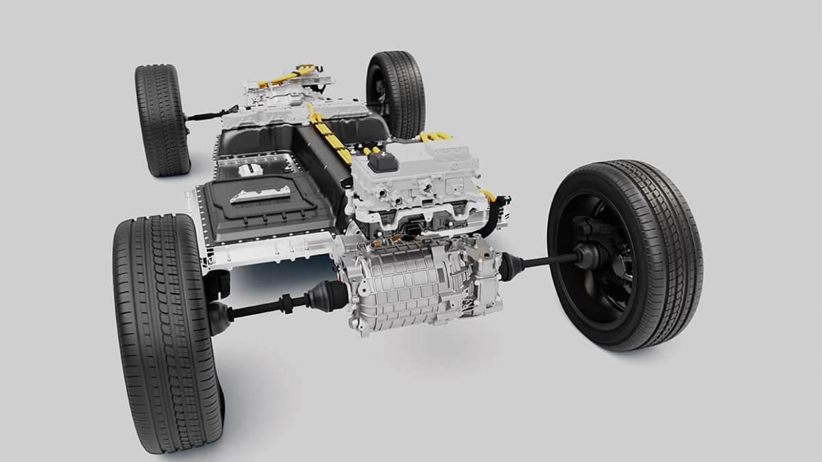 XC40 eléctrico