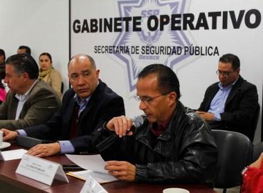 Gabinete Operativo de la SSP