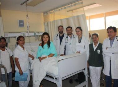 Equipo de reacción inmediata del IMSS-Oaxaca