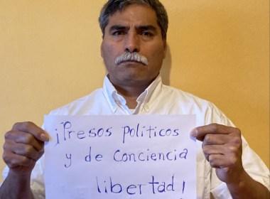 ¡PRESOS POLÍTICOS Y DE CONCIENCIA, LIBERTAD!