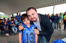 Papá Javier Espinoza he Hijo