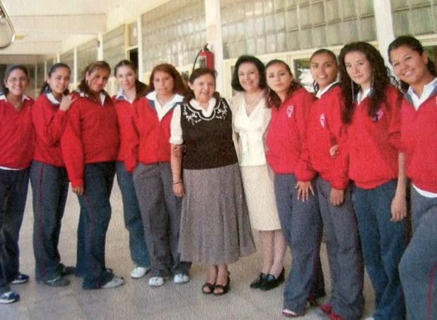 Carmen Ruiz Haro, ENMJN, Generación 68 - 71 h