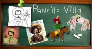 ¿Por qué hablar de Pancho Villa en un Jardín de Niños?