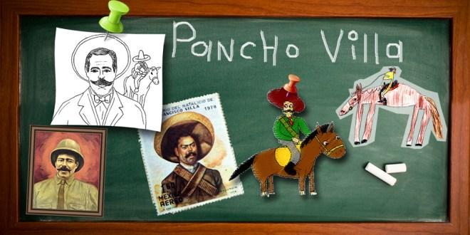 Por qué hablar de Pancho Villa en un Jardín de Niños?