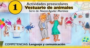 Vestuario de animales Noemí Aguilar
