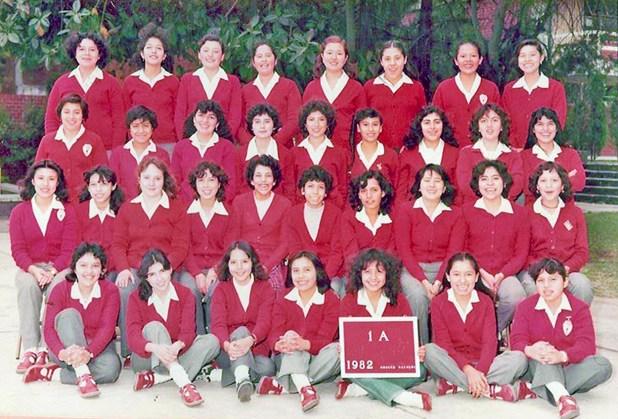 30 aniversario ENMJN grupo A