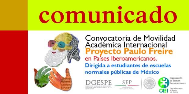 ENMJN, Proyecto Paulo Freire