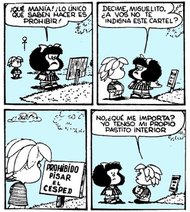 Quino, Mafalda y la infancia - Revista Voces