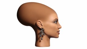 """Beyonce with elongated skul""'- Ian Ball"