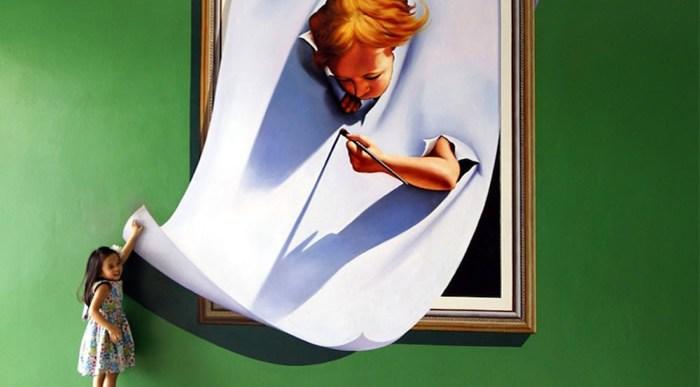 Arte 3D. Mírame y Tócame.