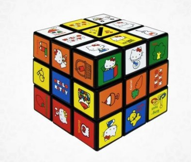 Cubo Rubik Hello Kitty