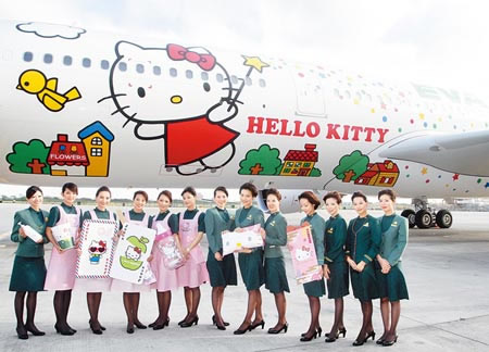 Hello Kitty Aerolíneas