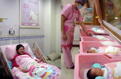 Hospital Materno infantil Hello Kitty