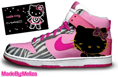 Deportivas Hello Kitty