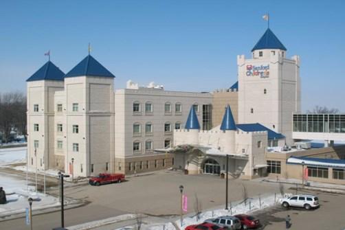 Hospitales para niños en Dakota del Sur