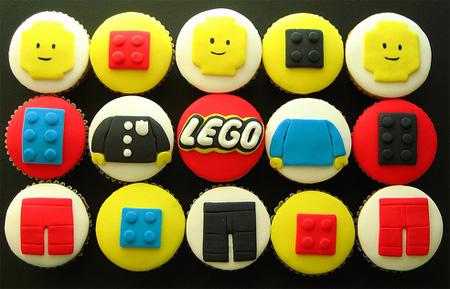 Cupcakes Lego