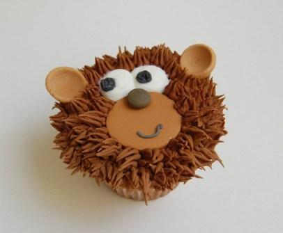 Cupcakes de animales